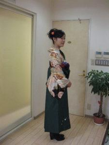 卒業式 (2)